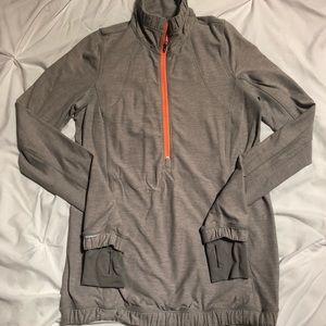 Gray Lululemon Jacket Size 4